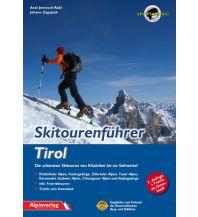 Skitourenführer Österreich Skitourenführer Tirol Alpinverlag Jentzsch-Rabl GmbH