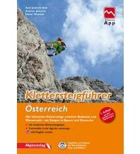 Klettersteigführer Klettersteigführer Österreich Alpinverlag Jentzsch-Rabl GmbH