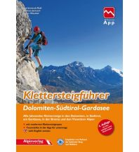 Klettersteigführer Klettersteigführer Dolomiten, Südtirol, Gardasee Alpinverlag Jentzsch-Rabl GmbH