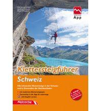 Klettersteigführer Klettersteigführer Schweiz Alpinverlag Jentzsch-Rabl GmbH