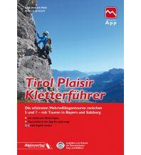 Alpinkletterführer Tirol Plaisir Kletterführer Alpinverlag Jentzsch-Rabl GmbH