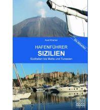 Revierführer Italien Hafenführer Nr. 8 - Sizilien See Verlag Axel Kramer