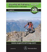 Radkarten Supertrail Map Lugano outkomm gmbh