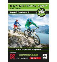 Radkarten Supertrail Map Lago di Garda Nord outkomm gmbh