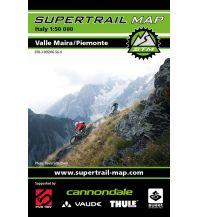 Radkarten Valle Maira (Piemonte) 1:50.000 outkomm gmbh
