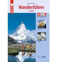 Wanderführer Wanderführer Zermatt Rotten-Verlag AG
