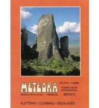 Sportkletterführer Südosteuropa Kletterführer Meteora (Griechenland), Band 2 Stutte