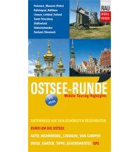 Campingführer Ostsee-Runde Werner Rau Verlag