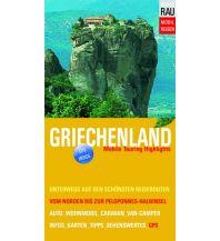 Campingführer Griechenland Werner Rau Verlag