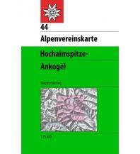 Wanderkarten Salzburg Alpenvereinskarte 44, Hochalmspitze, Ankogel 1:25.000 Österreichischer Alpenverein