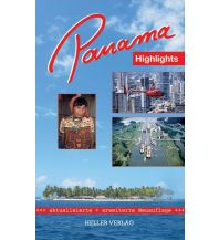 Reiseführer Panama Highlights Eigenverlag Klaus Heller