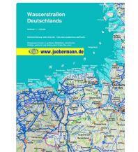 Revierführer Binnen Wasserstraßen Deutschlands Jübermann