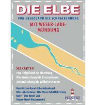 Revierführer Binnen DIE ELBE mit Weser- und Jademündung Peschke Verlag