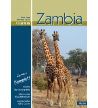 Reiseführer Reisen in Zambia Ilona Hupe Verlag