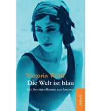 Reiselektüre Die Welt ist blau Aviva Verlag