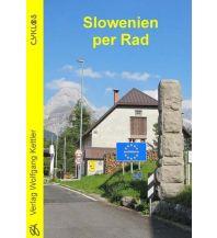 Radführer Slowenien per Rad Thomas Kettler Verlag