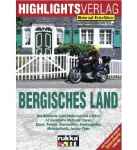 Motorradreisen Bergisches Land Highlights-Verlag S. Harasim & M. Schempp