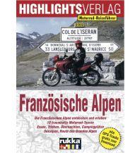 Motorradreisen Französische Alpen Highlights-Verlag S. Harasim & M. Schempp