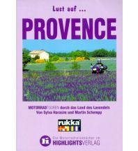 Motorradreisen Provence Highlights-Verlag S. Harasim & M. Schempp