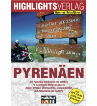 Motorradreisen Pyrenäen Highlights-Verlag S. Harasim & M. Schempp