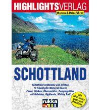 Motorradreisen Schottland Highlights-Verlag S. Harasim & M. Schempp