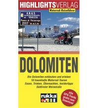 Motorradreisen Dolomiten Highlights-Verlag S. Harasim & M. Schempp