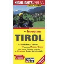 Motorradreisen Tirol Highlights-Verlag S. Harasim & M. Schempp