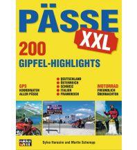 Motorradreisen Pässe XXL Highlights-Verlag S. Harasim & M. Schempp