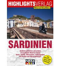 Motorradreisen Motorrad-Reiseführer Sardinien Highlights-Verlag S. Harasim & M. Schempp