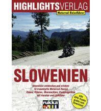 Motorradreisen Motorrad-Reiseführer Slowenien Heel Verlag GmbH Abt. Verlag
