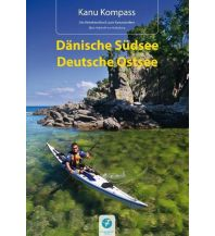 Kanusport Kanu Kompass Dänische Südsee, Deutsche Ostsee Thomas Kettler Verlag