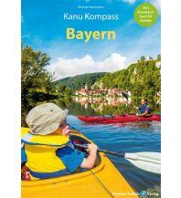 Kanusport Kanu Kompass Bayern Thomas Kettler Verlag