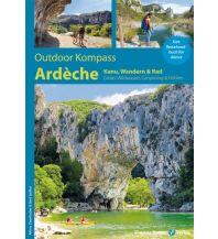 Wanderführer Outdoor Kompass Ardèche Thomas Kettler Verlag