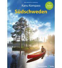 Kanusport Kanu Kompass Südschweden Thomas Kettler Verlag