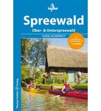 Kanusport Kanu Kompakt Spreewald Thomas Kettler Verlag