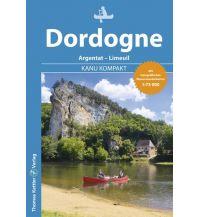 Kanusport Kanu Kompakt Dordogne Thomas Kettler Verlag