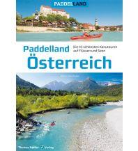 Paddelland Österreich Thomas Kettler Verlag
