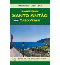 Wanderführer Wanderführer Santo Antão (Cabo Verde) AB Kartenverlag Attila Bertalan