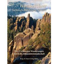 Wanderführer Die 15 schönsten Wanderungen durch die Elbsandsteinlandschaft Berg- & Naturverlag Rölke