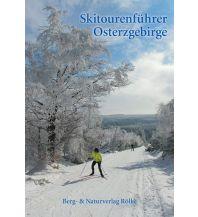 Langlauf und Rodeln Skitourenführer Osterzgebirge Berg- & Naturverlag Rölke