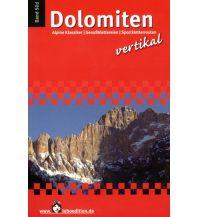 Alpinkletterführer Dolomiten vertikal - Band Süd Loboedition
