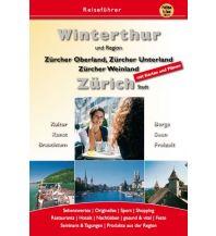 Reiseführer Winterthur Reise Idee Verlag Wächtler Jens