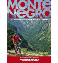 Mountainbike-Touren - Mountainbikekarten Montenegro Mountainbike Guide map.solutions GmbH