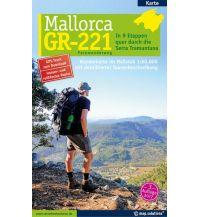 Wanderkarten Spanien Mallorca – GR-221 Fernwanderweg map.solutions GmbH