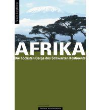 Wanderführer Bergführer Afrika Panico Alpinverlag