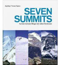 Outdoor Bildbände Seven Summits Chemnitzer Verlag