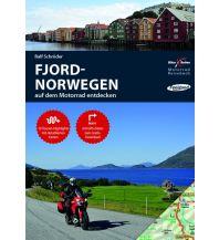 Motorradreisen Motorrad Reiseführer Fjord-Norwegen Touristik-Verlag Vellmar