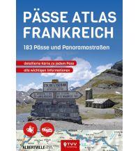 Motorradreisen PÄSSE ATLAS FRANKREICH Touristik-Verlag Vellmar