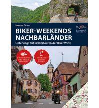 Motorradreisen Motorrad Reiseführer Biker Weekends Nachbarländer Touristik-Verlag Vellmar