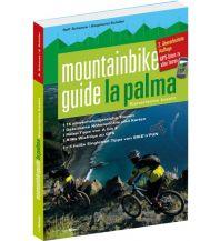 Mountainbike-Touren - Mountainbikekarten Mountainbikeguide La Palma Verlag hellblau GmbH & Co KG